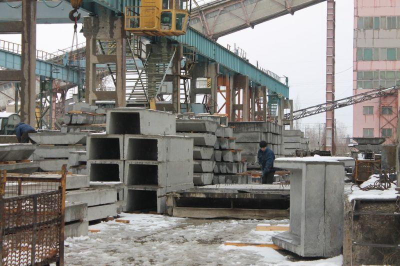 Продажа железобетонных изделий и конструкций
