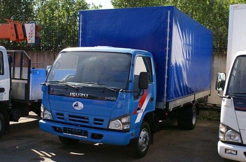 Еврофургон-НН переоборудование грузовых