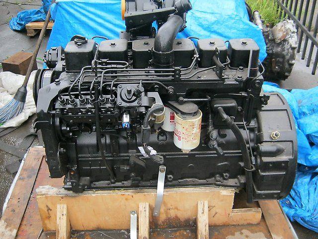 Запасные части и двигатели CUMMINS в наличии