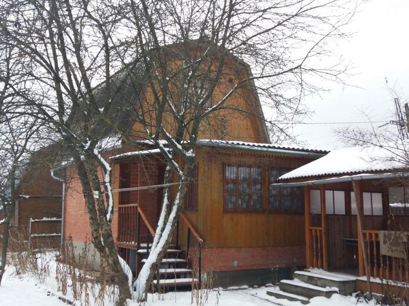 Дача Подольск, р-он Добрятино, Снт Калина Симферопольское шоссе.