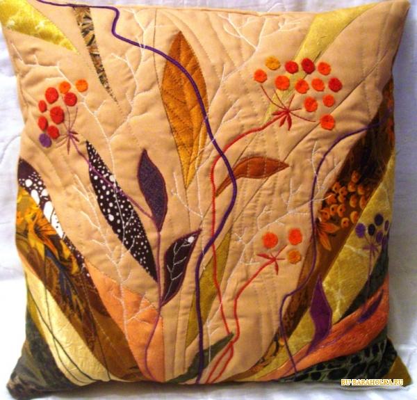 Ручное ткачество вышивка