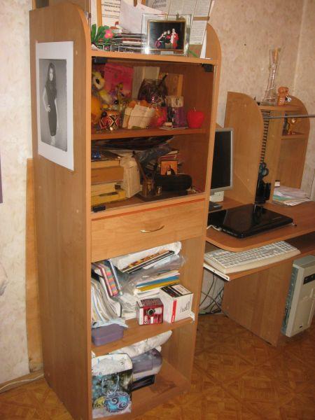 Компьютерный стол со шкафом саратов объявление-157326.