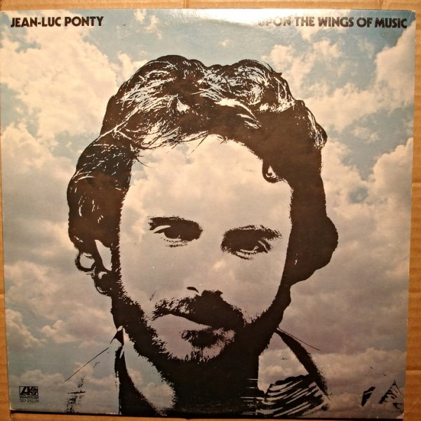 Пластинка виниловая Jean-Luc Ponty ‎– Upon The Wings Of Music