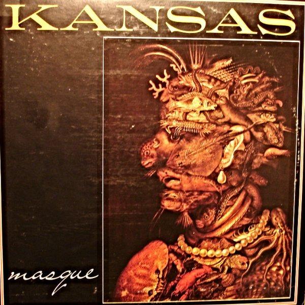 Пластинка виниловая  Kansas – Masque
