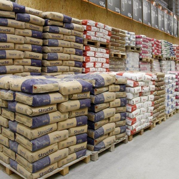 Регионстрой Оптовая торговля строй материалами