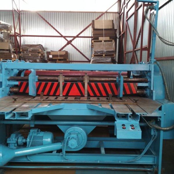 Продам станок просекательно-рилевочный (слоттер)  с двумя цветами печати.