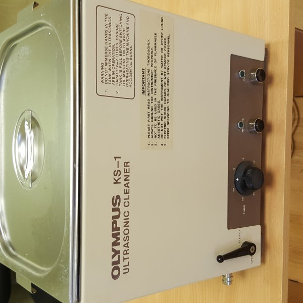 Продам Ультразвуковой очиститель Olympus KS-1