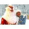 Дед Мороз в Абрамцево