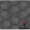 Клинкерные ступени и напольная плитка Ceramika Paradyz Semir Grafit Heksagon