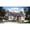 Новый дом в Анапском р-оне п. Супсех, 90 кв. м