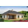 Новый дом в Анапском р-оне п. Виноградный, 100 кв. м