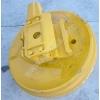 Колесо направляющее в сборе (с кронштейном) бульдозера SHANTUI SD22 154-30-00291