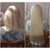 Наращивание волос Зимний вариант