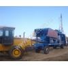 Мобильный бетонный завод YHZS 25 буксируемый