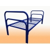 Металлические кровати для строительных бригад, кровати медицинские, кровати для турбазы, кровати для санатория