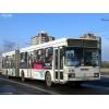 Наружная оклейка бортов автобусов и трамваев