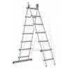 Предлагаем алюминиевые лестницы, стремянки, сетку фасадная.