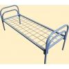 Кровати металлические для строительных бытовок, кровати для студентов, кровати для больницы