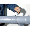 ремонт чугунных труб канализации