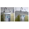 замена картриджа в фильтре для воды