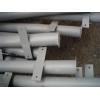 столбы металлические, секции для забора с доставкой дешево