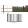 металлические садовые ворота с бесплатной доставкой