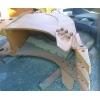 Hyundai 170 ковш траншейный