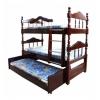 Кровати одно, двух, трехъярусные; шкафы, прихожие, кухни, столы, стулья из ДЕРЕВ