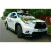 Свадебный кортеж - Toyota Highlander