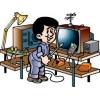 Ремонт электроники, телевизоров в Калининец
