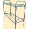 Металлические кровати недорого, кровати для рабочих бригад, кровати для санатория, кровати для гостиниц