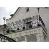 Балкон кованый, металлический
