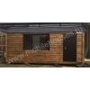 Деревянный домик 3,0х6,0м на заказ