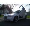 Прокат аренда автомобиля Крайслер 300 на свадьбу