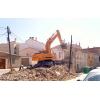 Снос домов, расчистка территории, разбор строений
