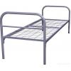 Металлические кровати для пансионатов, кровати для детских лагерей, кровати одноярусные и двухъярусные, дёшево