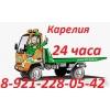 Автоэвакуация в г Медвежьегорске