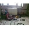 Газосварка. Замена батарей, радиаторов отопления, труб с газосваркой в Москве.