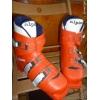 горнолыжные ботинки ALPINA р.6 (36-37) на 3-х клипсах, б/у