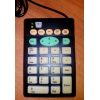 Клавиатура soft-key keyboard Clicker F-21PQ