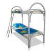 Металлические кровати для пансионатов, кровати для детских лагерей, кровати одно