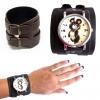 Наручные дизайнерские часы с Вашей фотографией на циферблате