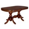 Обеденные раскладные столы из массива дерева.