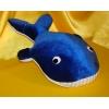 подушка-игрушка Синий Кит