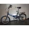 продаю складной велосипед бу
