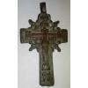 Старинный нательный крестик XVIII-XIX век