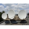 Установка спутниковых и эфирных ТВ антенн в Нижнем Ногвороде и области