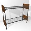 Металлические кровати, для строителей