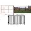 Металлические садовые ворота от производителя