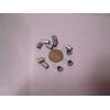 Пломба алюминевая трубчатая ОСТ 1.10067-71